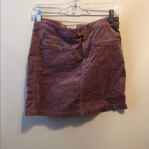 Women's Mossimo Mini Skirt